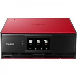CANON PIXMA HOME TS9160R PRINTER AIO RED.